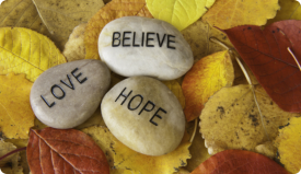 Love, Hope, Believe