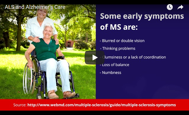 ALS and Alzheimer's Care